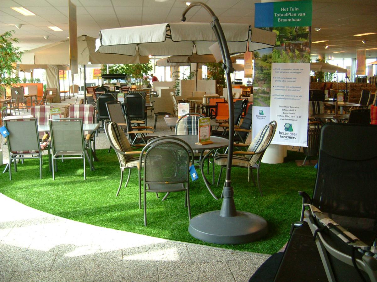 Thảm cỏ nhân tạo và những ứng dụng thú vị