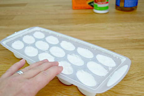 Tự chế xà bông baking soda chăm sóc da hiệu quả
