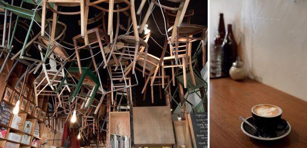 Những ý tưởng thú vị trang trí quán bằng dây thừng