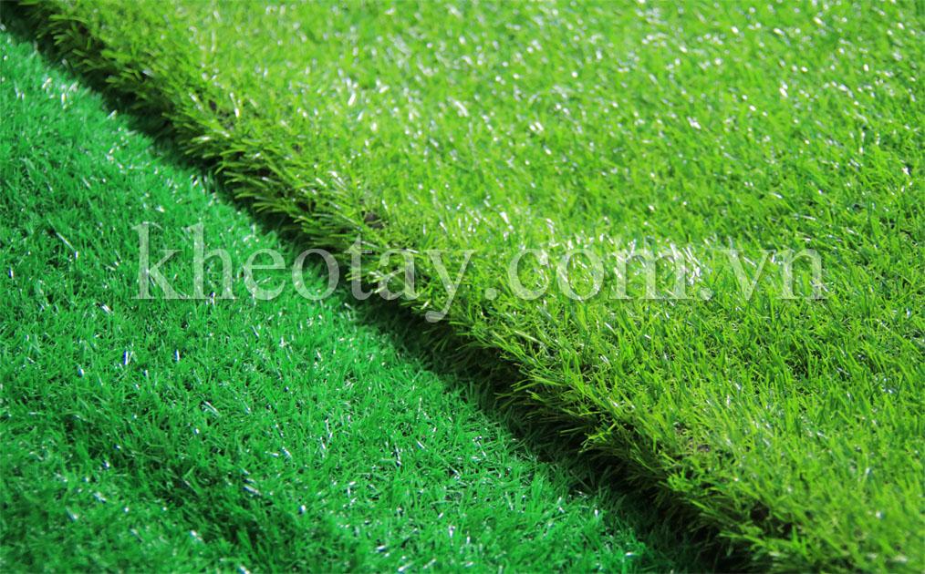 Thảm cỏ nhân tạo đang được bán trên kheotay.com.vn