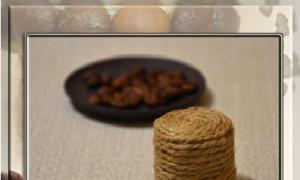 Cách trang trí làm lọ bằng dây thừng đơn giản