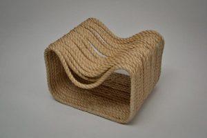 Cách làm ghế ngồi đơn giản bằng dây thừng