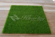 Thảm cỏ nhà mô hình