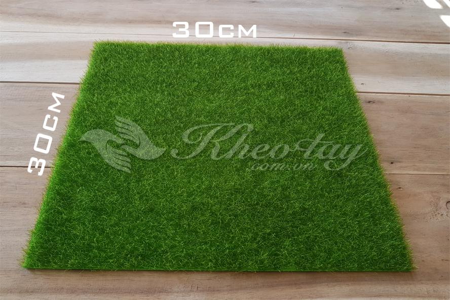 Thảm cỏ chuyên dụng cho nhà mô hình