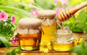 Đăp mặt bằng mật ong