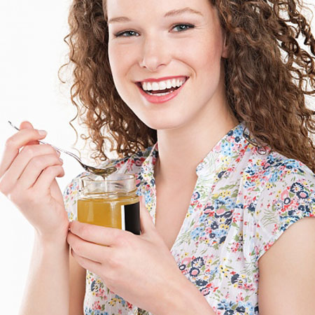 Uống mật ong buổi sáng đúng cách