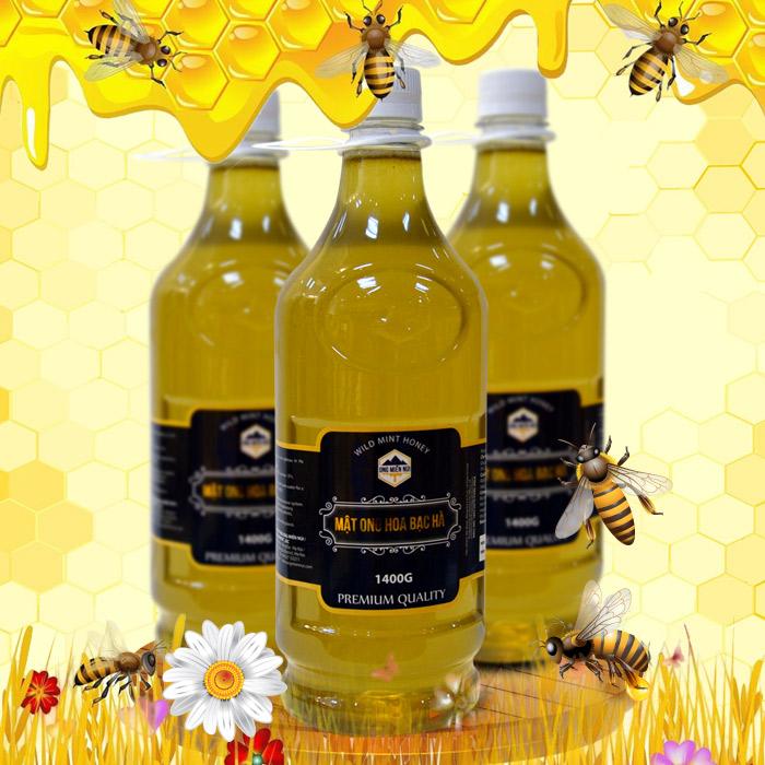 Mật ong có tính nóng không?