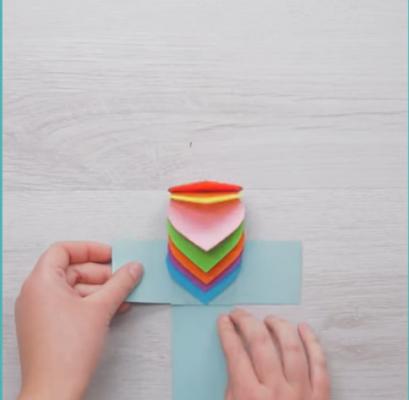 Cách làm thiệp sinh nhật vô cùng đơn giản mà độc đáo