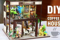 Tiệm cafe ngọt ngào