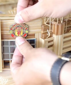 Logo cho mô hình tăm tre